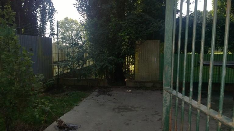 ingresso recinto